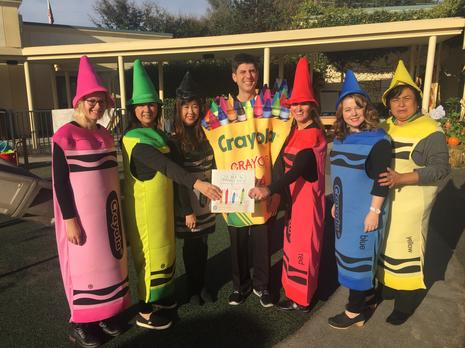 Just a Bunch of Crayons